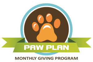 PAW PLAN Monthly Giving Programjpg